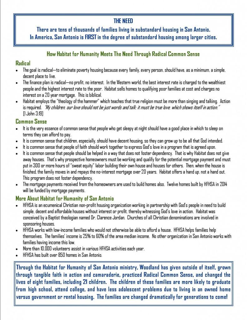 2014 Habitat Flyer page 2