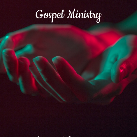 Ordination Service to the Gospel Ministry