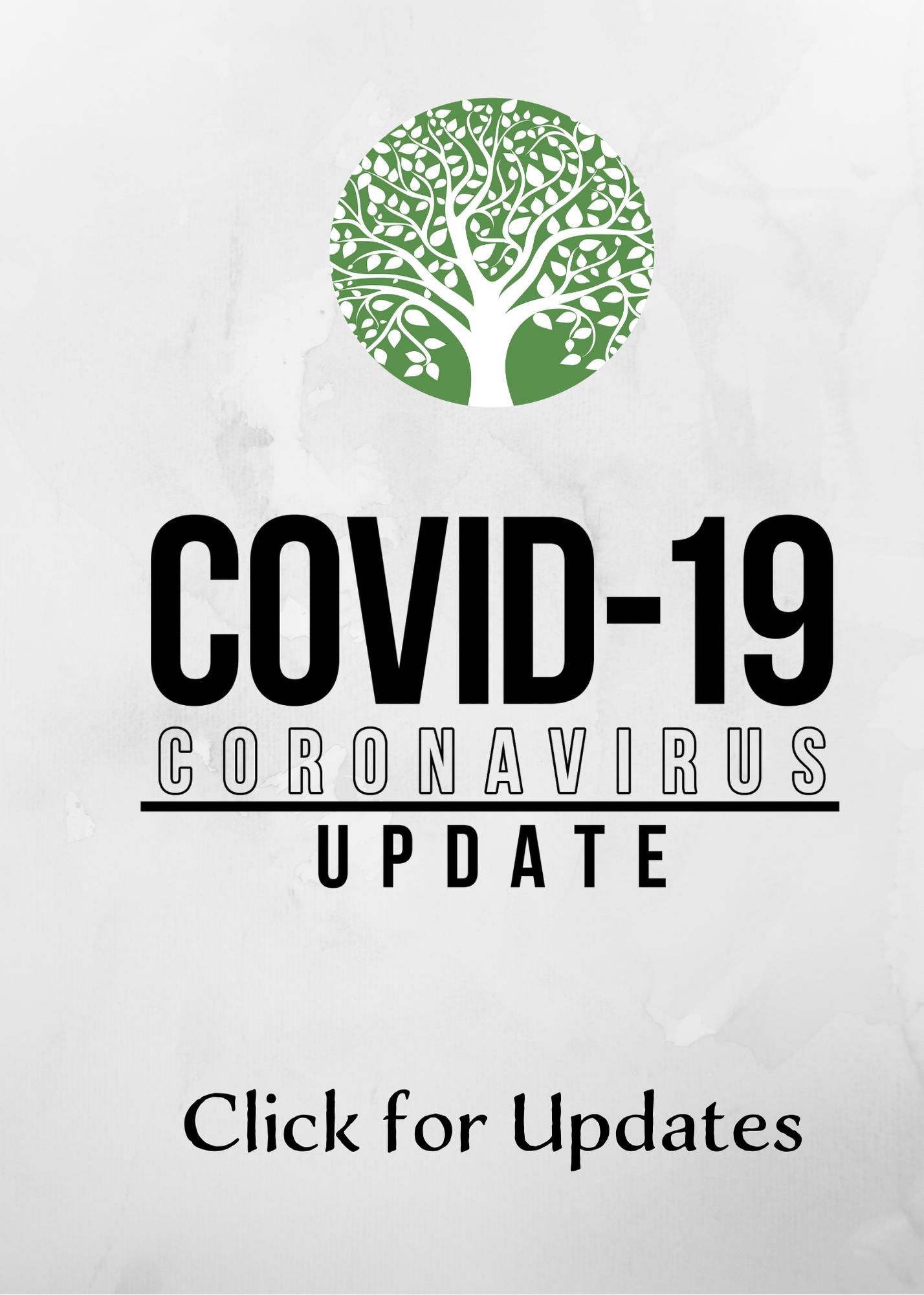 COVID=19 Update