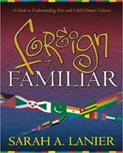 Foreign to Familiar book cover
