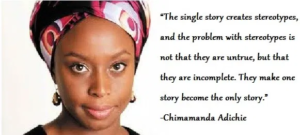 Quote from Chimamanda